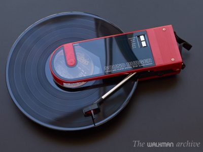 audio-technica AT727 Sound burger 铁三角便携黑胶唱机