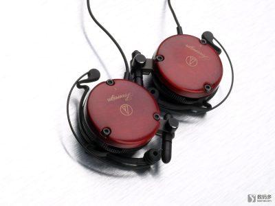 铁三角 Audio-Technica ATH-EW9 耳挂式耳机 图集[Soomal]