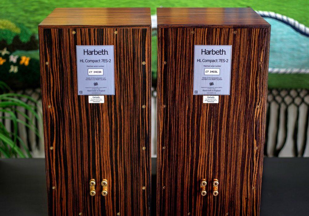 HARBETH(雨后初晴) HL7 限量版 书架音箱