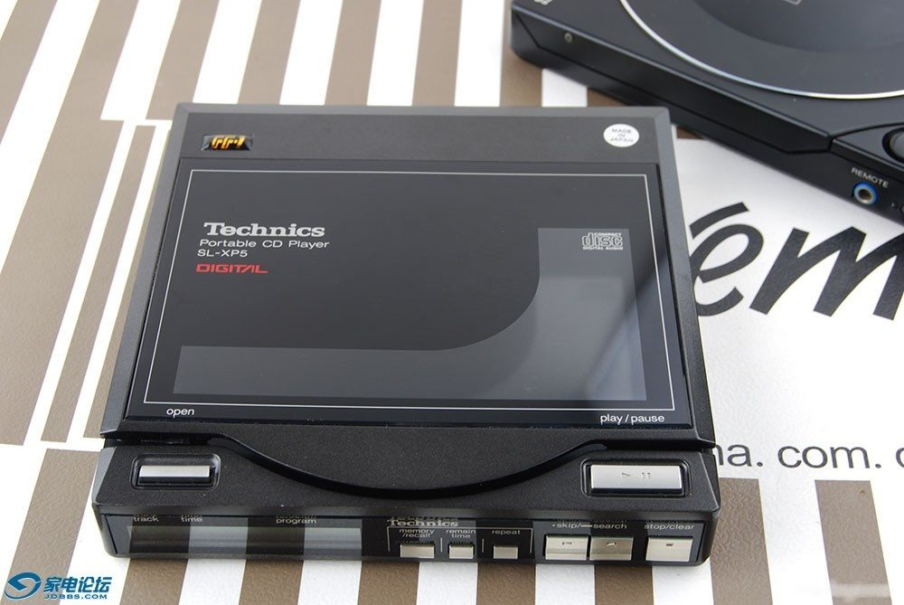 松下牛机 Technics SL-XP5一台