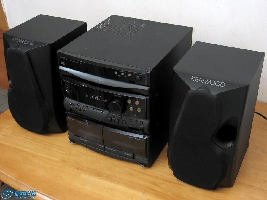 建伍 KENWOOD RXD-F3 组合音响