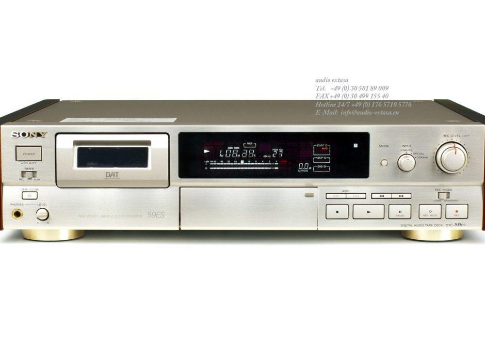 索尼 SONY DTC-59ES DAT播放机