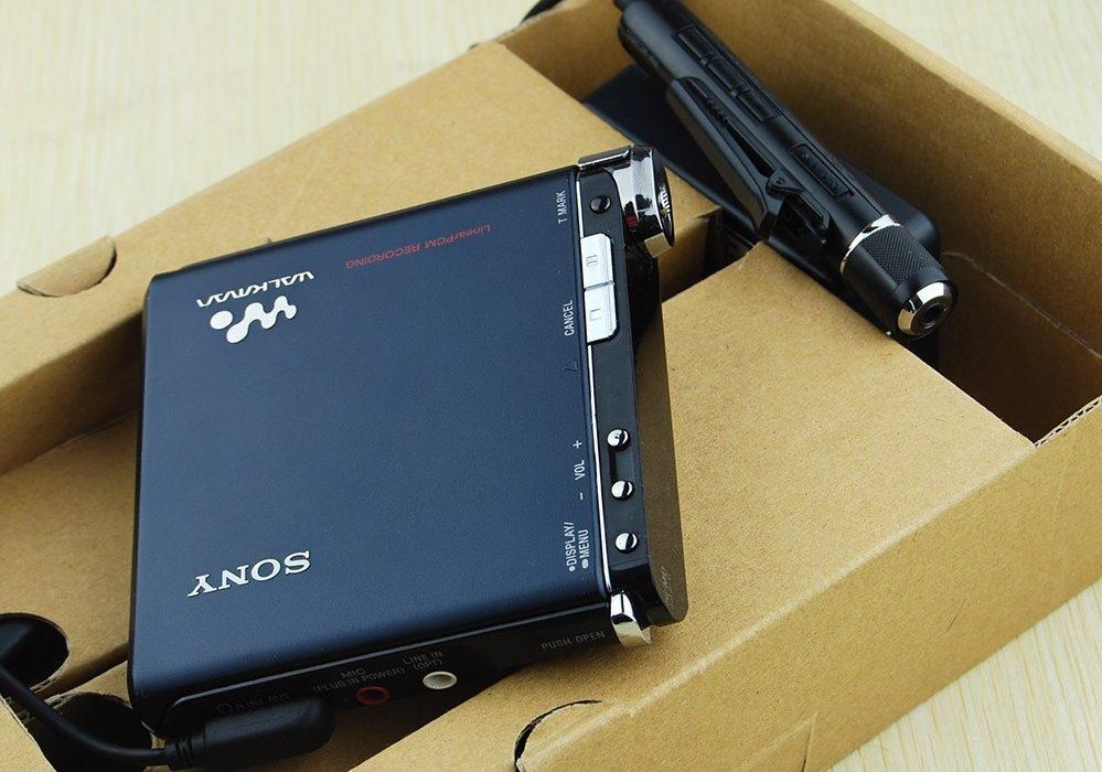 索尼MD机 SONY MZ-RH1 全套有包装