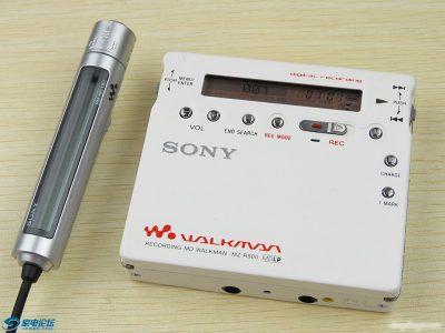 索尼 SONY MZ-R900 MD随身听