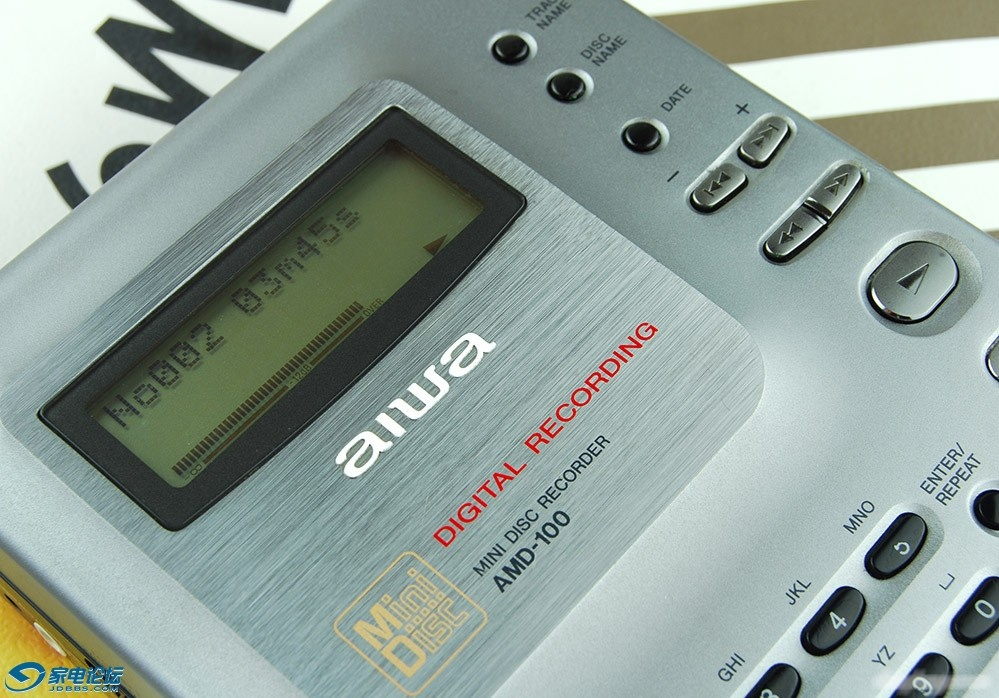 爱华MD机 AIWA AMD-100