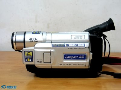 JVC GR-FXM37E 摄像机 VHS-C 磁带DV