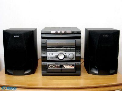 索尼 SONY HCD-R500 组合音响