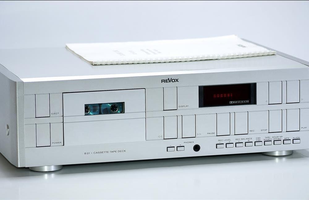 REVOX B21 磁带卡座