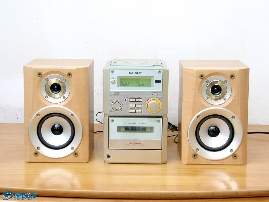 夏普 SHARP XL-2088GD 迷你组合音响
