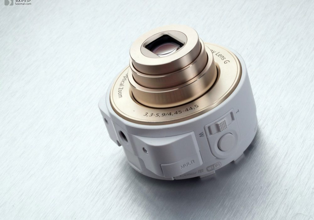 SONY 索尼 Cyber-shot QX10数码相机