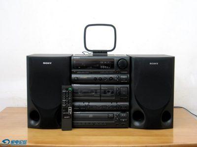 索尼 SONY FH-B711台式组合音响