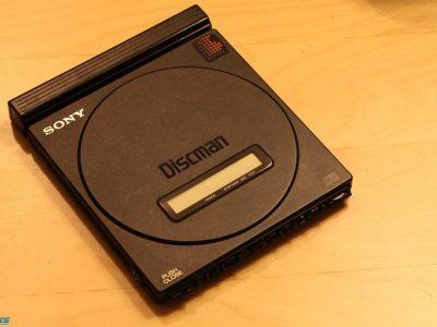 索尼 SONY D-J50 CD随身听,WM-F2 磁带随身听