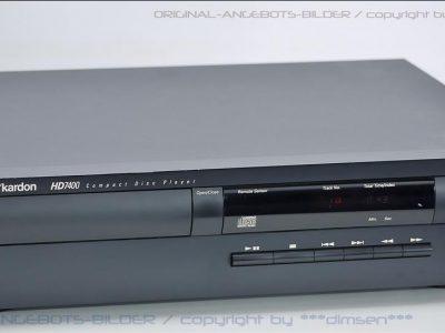 哈曼卡顿 Harman Kardon HD7400 CD播放机