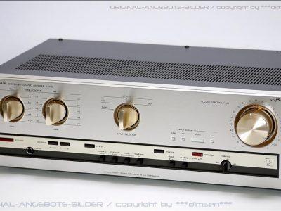 力士 LUXMAN L-405 合并式功率放大器