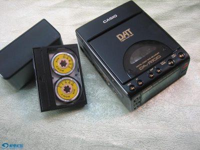 卡西欧 CASIO DA-R100 DAT随身听