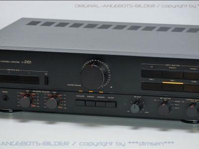 山水 SANSUI C-2102 功率放大器