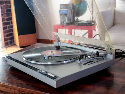 JVC L-A120 Record Player / 黑胶唱机