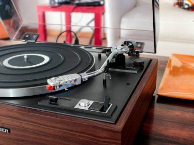 先锋 PIONEER PL-15D II 黑胶唱机 / Record Player
