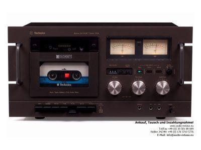 Technics RS-7500US, Elcaset 卡座