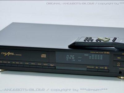 根德 GRUNDIG FINEARTS CD903 CD播放机