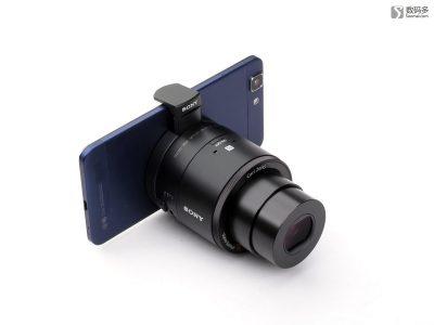 SONY 索尼 Cyber-shot QX100数码相机[无线镜头] - 装于vivo X3t上