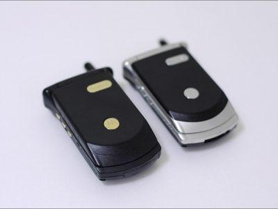 Motorola Startec 手机