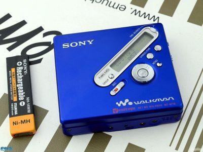 索尼MD机 SONY MZ-N710