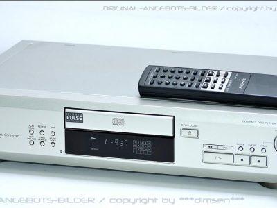 索尼 SONY CDP-XE500 CD播放机