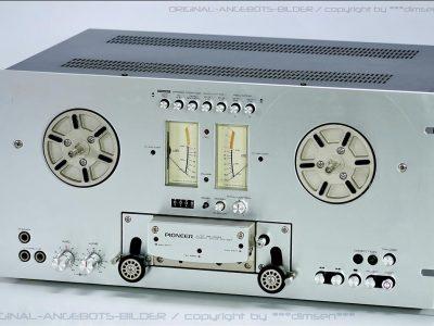 漂亮的先锋 PIONEER RT-707 开盘机