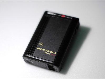 Motorola bravo BB机
