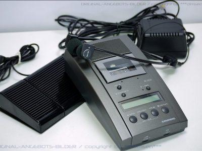 根德 GRUNDIG DT3221 微型磁带录音机