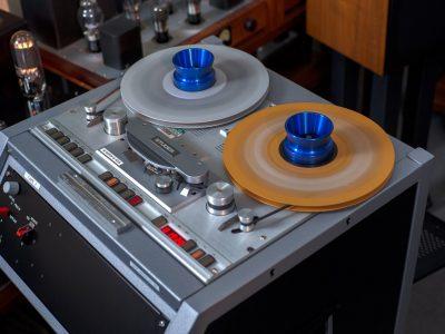 收藏品:英国BBC电台STUDER B67 大型开盘机(嫁出) – 广安经典音响