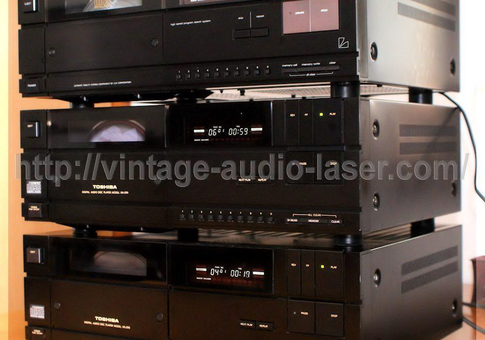 Toshiba XR-Z90 CD播放机