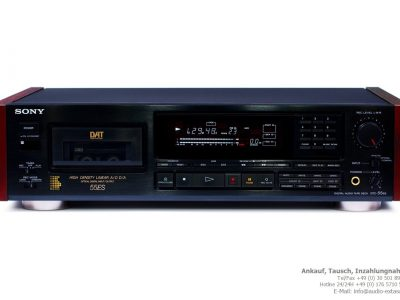 索尼 SONY DTC-55ES, DAT 录音机