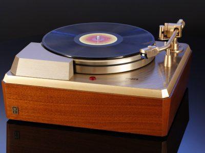 Empire 'Troubador' 398 黑胶唱机