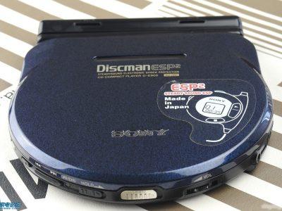 索尼 SONY D-E905 CD随身听