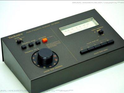 松下 Technics SH8000 音频分析仪