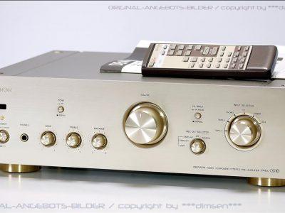 天龙 DENON PRA-S10 精密前级放大器