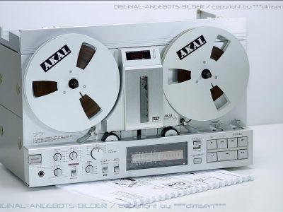 雅佳 AKAI GX-77 经典开盘机 (2)