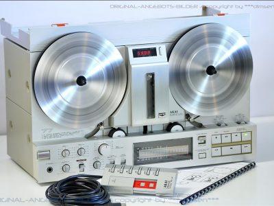 雅佳 AKAI GX-77 经典开盘机 (1)