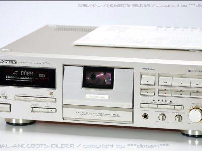 先锋 PIONEER CT-95 三磁头卡座