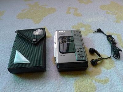 爱华 AIWA T700 磁带随身听