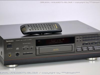 松下 Technics SL-PS840 CD唱机