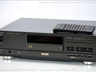 松下 Technics SL-PS50 CD播放机