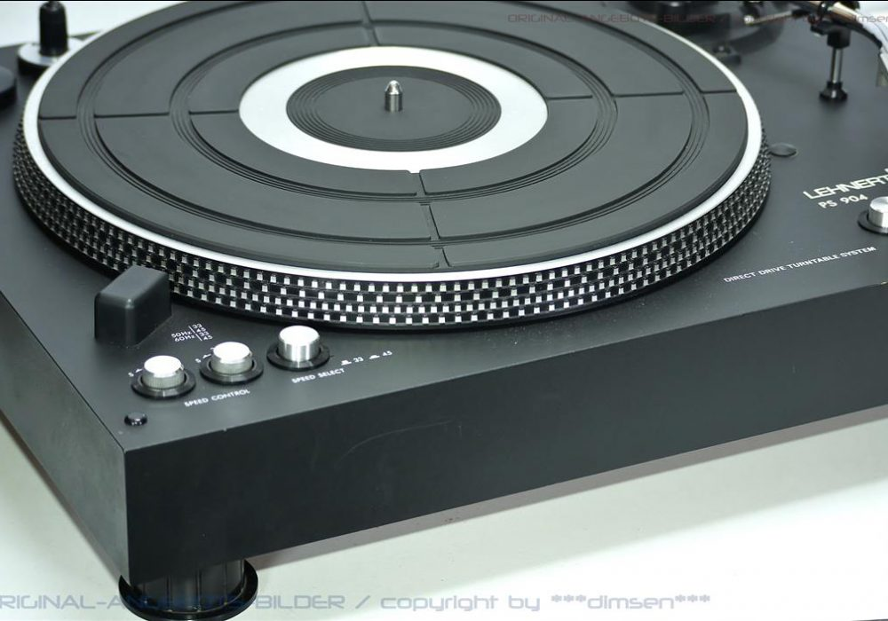 LEHNERT PS904 黑胶唱机