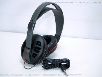 森海 SENNHEISER HD520 头戴耳机