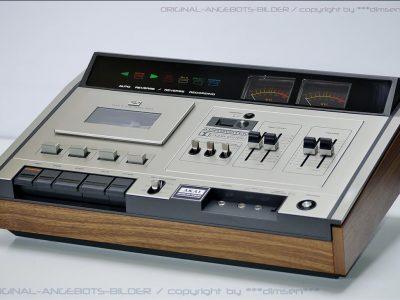 雅佳 AKAI GXC-75D 双表头古董卡座