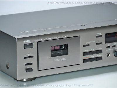 雅马哈 YAMAHA KX-670 卡座