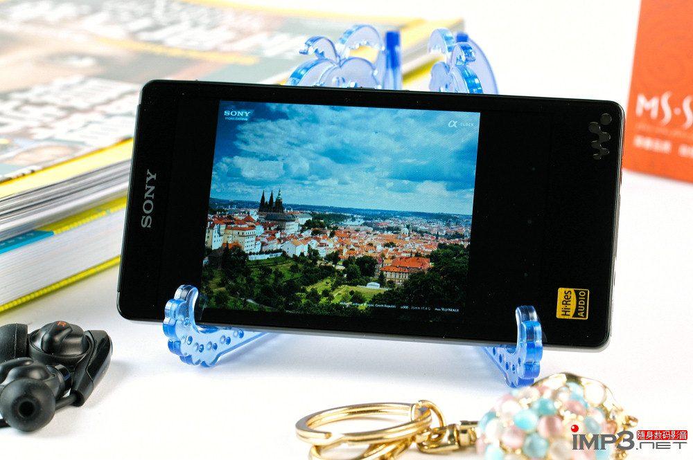 高清音频的诱惑 索尼NWZ-F885评测