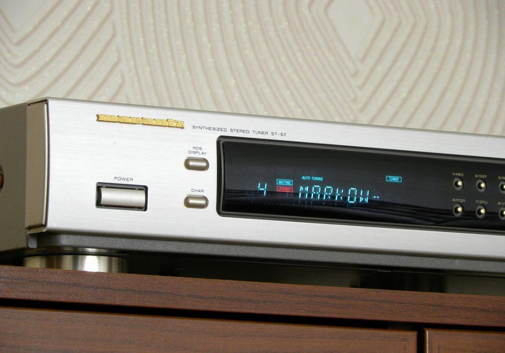 marantz ST-57 FM/AM Tuner 收音头